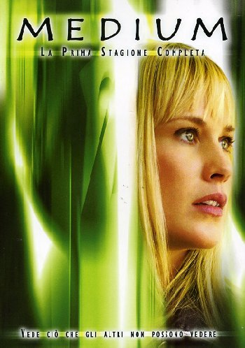 Medium Stagione 01 [4 DVDs] [IT Import]