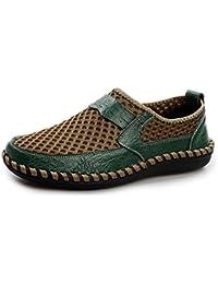 970a1c661d90a Amazon.fr   Vert - Mocassins   Chaussures homme   Chaussures et Sacs