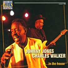 In the House by Johnny Jones (2001-04-03)