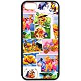 Coque Rigide pour iPhone 5S, Apple iPhone 5s, iPhone 5Coque, Winnie the Pooh Protection Case Protective Cover Handytasche Accessoires pour Apple iPhone 5/5S
