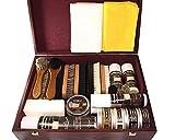 Pacona Schuhpflege Holzbox (professional) mit 27 Pacona...