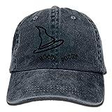 U-Only Harry Potter Style Hocus Pocus Magic Witches Hat Cowboy Sports Hat Rear Cap Adjustable Cap