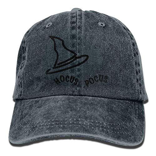 d247a709f60 Harry Potter Style Hocus Pocus Magic Witches Hat Cowboy Sports Hat Rear Cap  Adjustable Cap