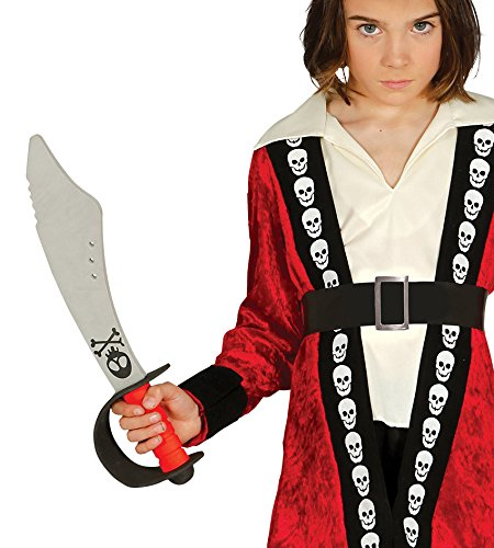 724 - Piraten-Schwert, Kinder, E.V.A. (Halloween-fiesta)