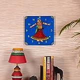 Kalaplanet Wooden Wall Clock - Garbha