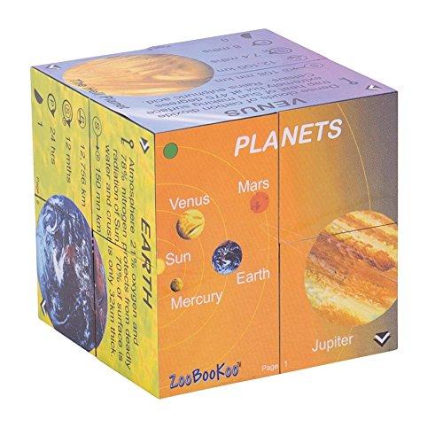 Planets (Würfel Körper)