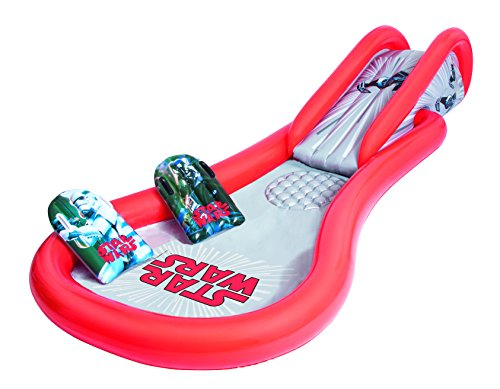 Bestway Wasserrutsche Star Wars Space Slide, 381x175x69 cm