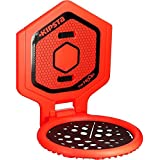 KIPSTA THE HOOP BASKETBALL BACKBOARD - RED