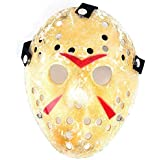 Edealing Masque 1PCS Or Vintage Jason Voorhees Freddy Hockey Festival de mascarade de Halloween Party
