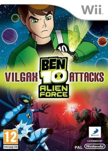 Ben 10 Alien Force: Vilgax Attacks (Geschenk-karte Pokemon)