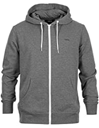Solid Herren Hoodie Kapuzenpullover KJELT, Sweatshirt mit Reißverschluss