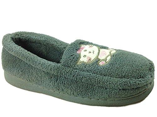 Jo & Joe - Pantofole da ragazza' donna Grey