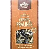 Revillon chocolatier Pochette de Papillotes Grands Pralinés Lait 260 g -