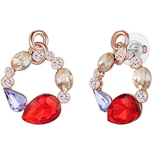 lulu-jane-boucles-doreilles-pendantes-femme-dore-or-rose-orne-de-cristaux-de-swarovskir-rose-boucles