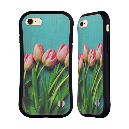official-olivia-joy-stclaire-pink-tulips-on-the-table-hybrid-case-for-apple-iphone-7