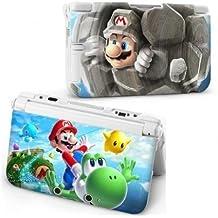 SUPER MARIO BROS Protective HARD plastic CASE COVER For OLD STYLE Nintendo 3DS XL Console [Importación Inglesa]