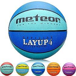 Molten Top Training Basketball Gr/ö/ße 5 5 Rot//Wei/ß//Blau