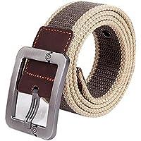 Cintura,WINWINTOM Cinture Uomo Donna Sport Knit Tela