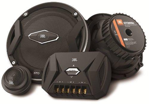 JBL GTO609C Premium 16,5cm Komponenten Lautsprecher System–Set von 2 (Jbl-premium-auto-lautsprecher)