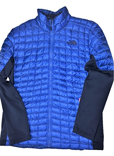 The North Face Men's Momentum ThermoBall Hybrid Insulated Jacket