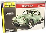 Heller 80762 Modellbausatz Renault 4 CV