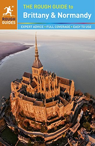 The Rough Guide to Brittany and Normandy by Greg Ward (2015-06-09)