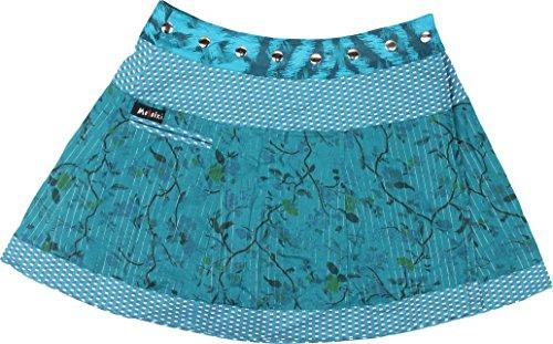 Moshiki - Jupe - Portefeuille - Femme Multicolore Mehrfarbig Taille Unique L790