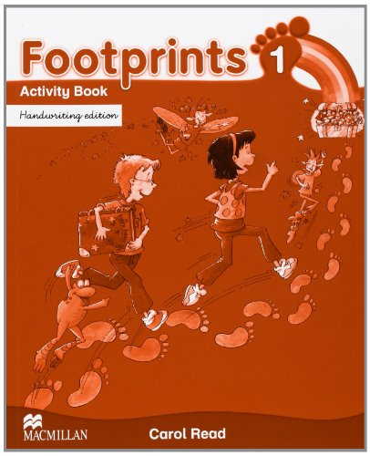 FOOTPRINTS 1 Ab - Handwriting Edition - 9780230732063