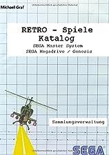 Retro-Spiele Katalog: SEGA Master System und Megadrive/Genesis