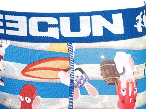 Freegun -  Boxer  - Uomo Bleu moyen