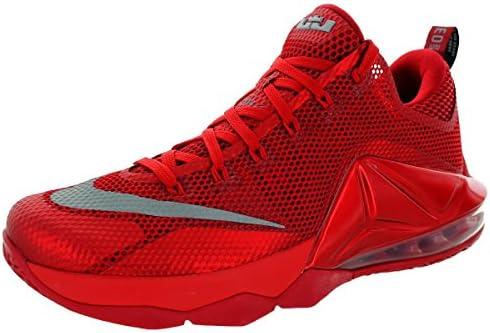 Nike Lebron XII Low Scarpe da Basket Punta Tonda Sintetico Sintetico Sintetico Rosso B00MFVQJ9I Parent | Prima Consumatori  | Diversi stili e stili  | a prezzi accessibili  | Prezzo giusto  fac20f