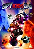 Spy Kids 3-D: Game Over (DVD And Glasses) - A - 2004 - Very Good Condition