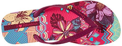 Ipanema - Ipanema I Love Tribal Fem, Infradito Donna Mehrfarbig (pink/purple)