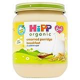 HiPP Creamy Porridge Breakfast, 160 g (Pack of 6)