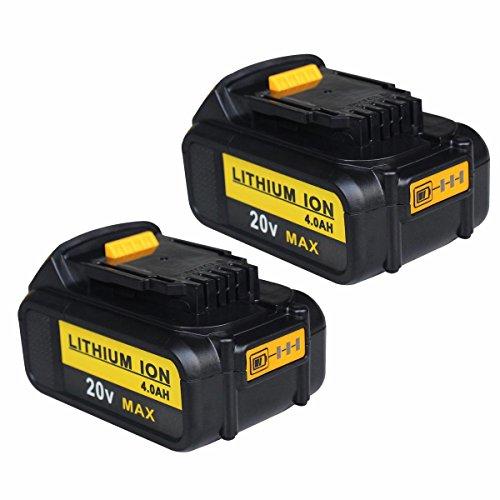 eagglew-2x-bateria-de-repuesto-para-dewalt-20v-18v-40ah-li-ion-dcb184-dcb181-dcb182-dcb183-xj-dcb204
