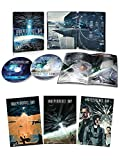 Independence Day 2 Resurgence 3D + 2D Exklusiv Japan Limited Steelbook Edition inkl Booklet + Postkarten Set (2D inkl. Deutsche Tonspur) - Blu-ray