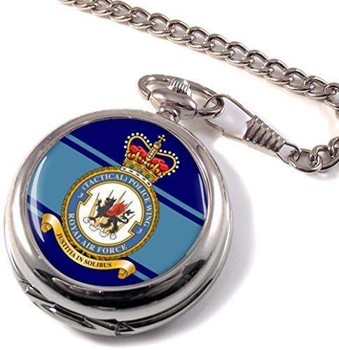 No. 3 Police Aile Royal Air Force (Raf ) Poche Montre