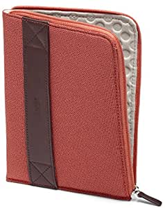 Housse zippée Amazon pour Kindle - Rouge corail (est compatible avec Kindle Paperwhite, Kindle et Kindle Touch)