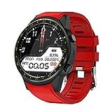 Reloj de la cámara del GPS Tarjeta SIM Inteligente de la presión Arterial medidor de Pulso Reloj Pulsera wristand podómetro Alarma