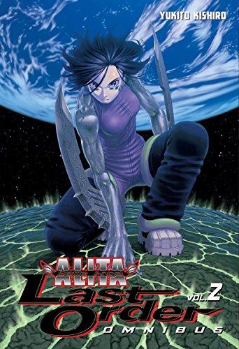 Battle Angel Alita: Last Order Omnibus 2 (Battle Angel Alita Omnibus)