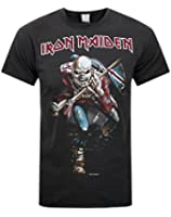 Herren - Amplified Clothing - Iron Maiden - T-Shirt