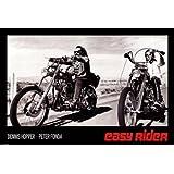 Easy Rider - B&W Artistica di Stampa (91,44 x 60,96 cm)