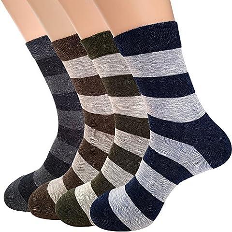 Ksocks Herren Socken, mehrfarbig