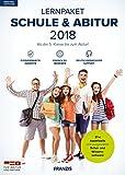 FRANZIS Lernpaket Schule und Abitur 2018 Software|2018|3 Geräte|-|Für Windows PC|Disc|Disc - Franzis Franzis
