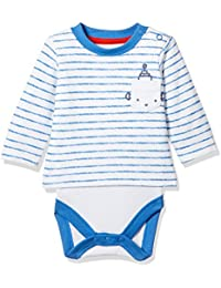 Mothercare Baby Boys'  Regular Fit Cotton Bodysuit