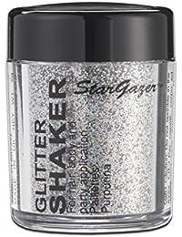 Stargazer Products Glitzer Streudose, stahlgrau, 1er Pack (1 x 5 g)