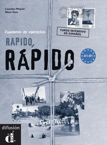 Rápido, rápido Cuaderno de ejercicios (Ele - Texto Español)