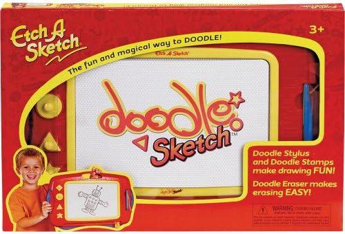 Le rythme cardiaque est pire que Etch l'action! Etch que a Sketch: Classic Doodle Sketch f68cf1