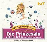 Die Prinzessin auf der Erbse und weitere Märchen: Die Original-Hörspiele (1 CD)