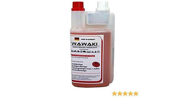 Lkw Innen Außenreiniger Planenreiniger 1 Liter Konzentrat Wawaki Auto